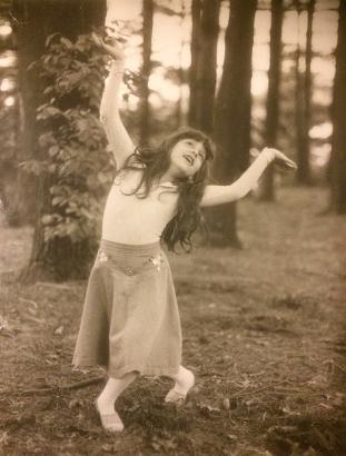 Marya as child